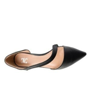 JC Journee Collection Landry D'Orsay Flats